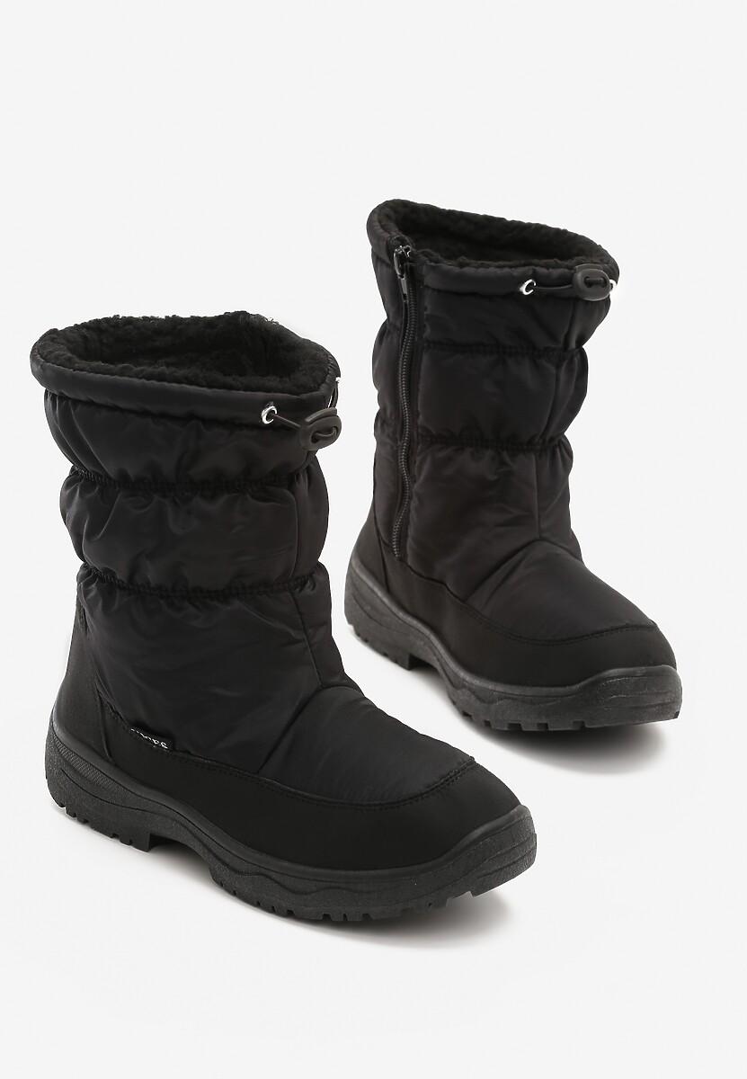 Czarne Śniegowce Tangletown