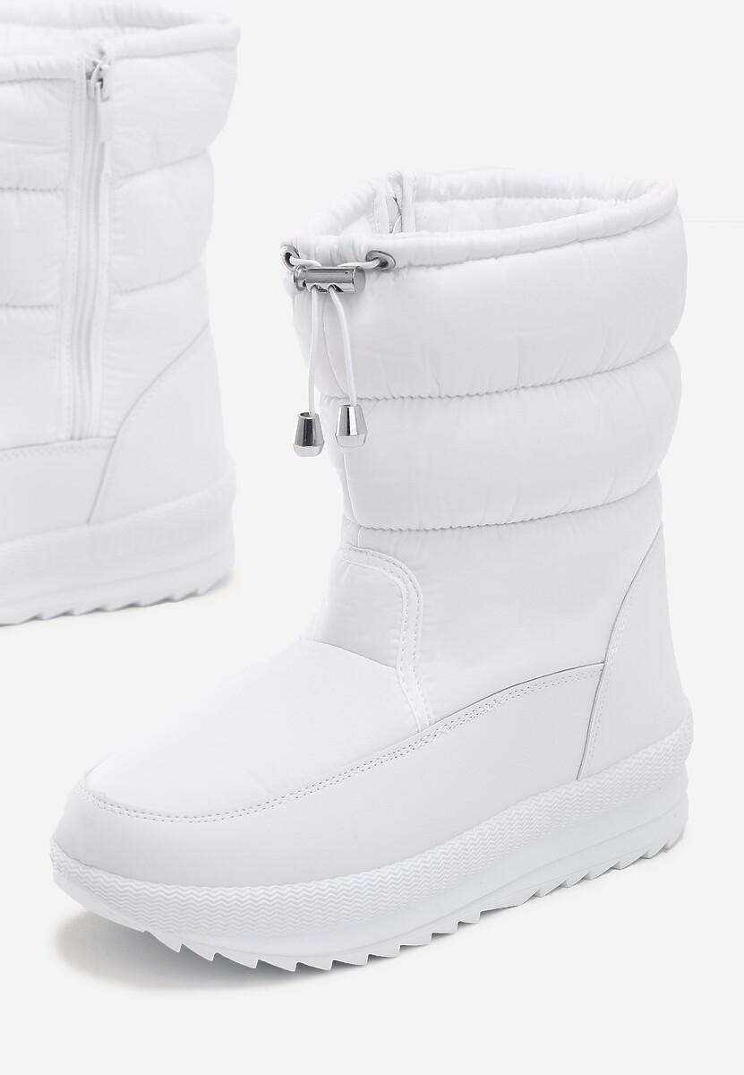 Białe Śniegowce Rydalmere