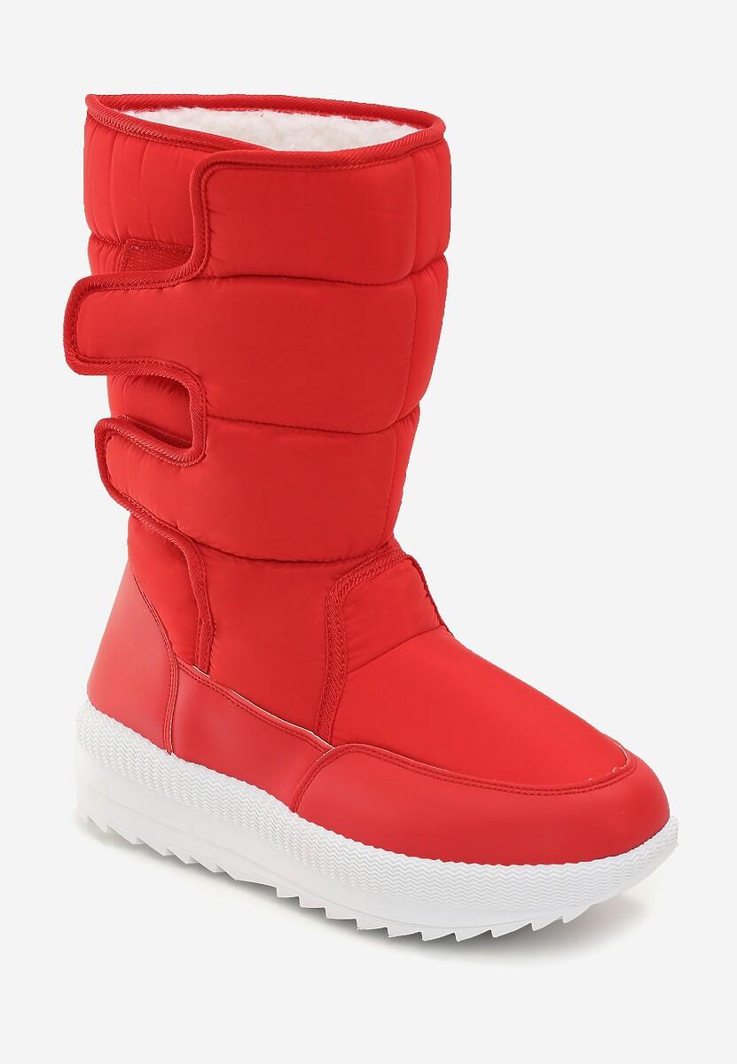 Czerwone Śniegowce Indie