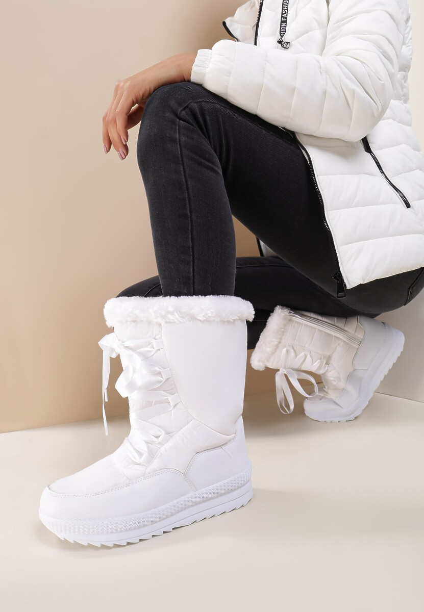 Białe Śniegowce Wydown