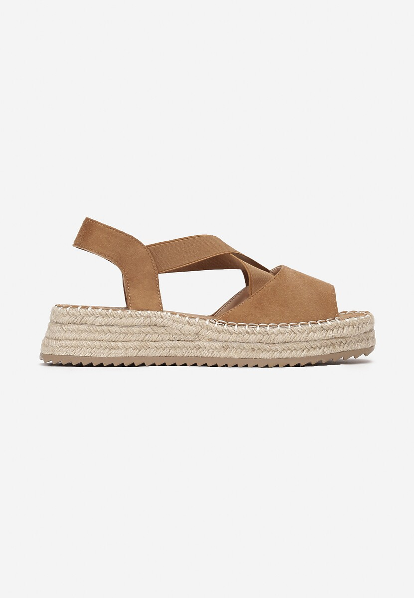 Brązowe Sandały Athiphi
