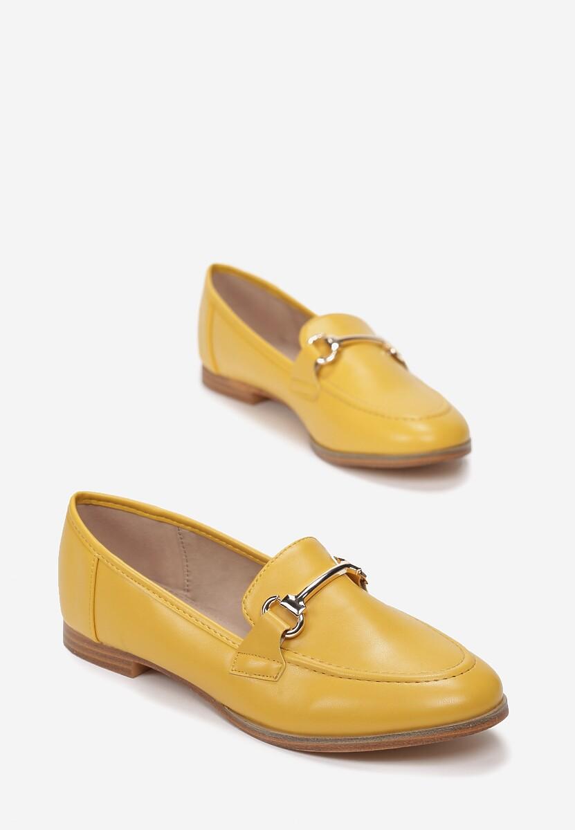 Żółte Mokasyny Sakina