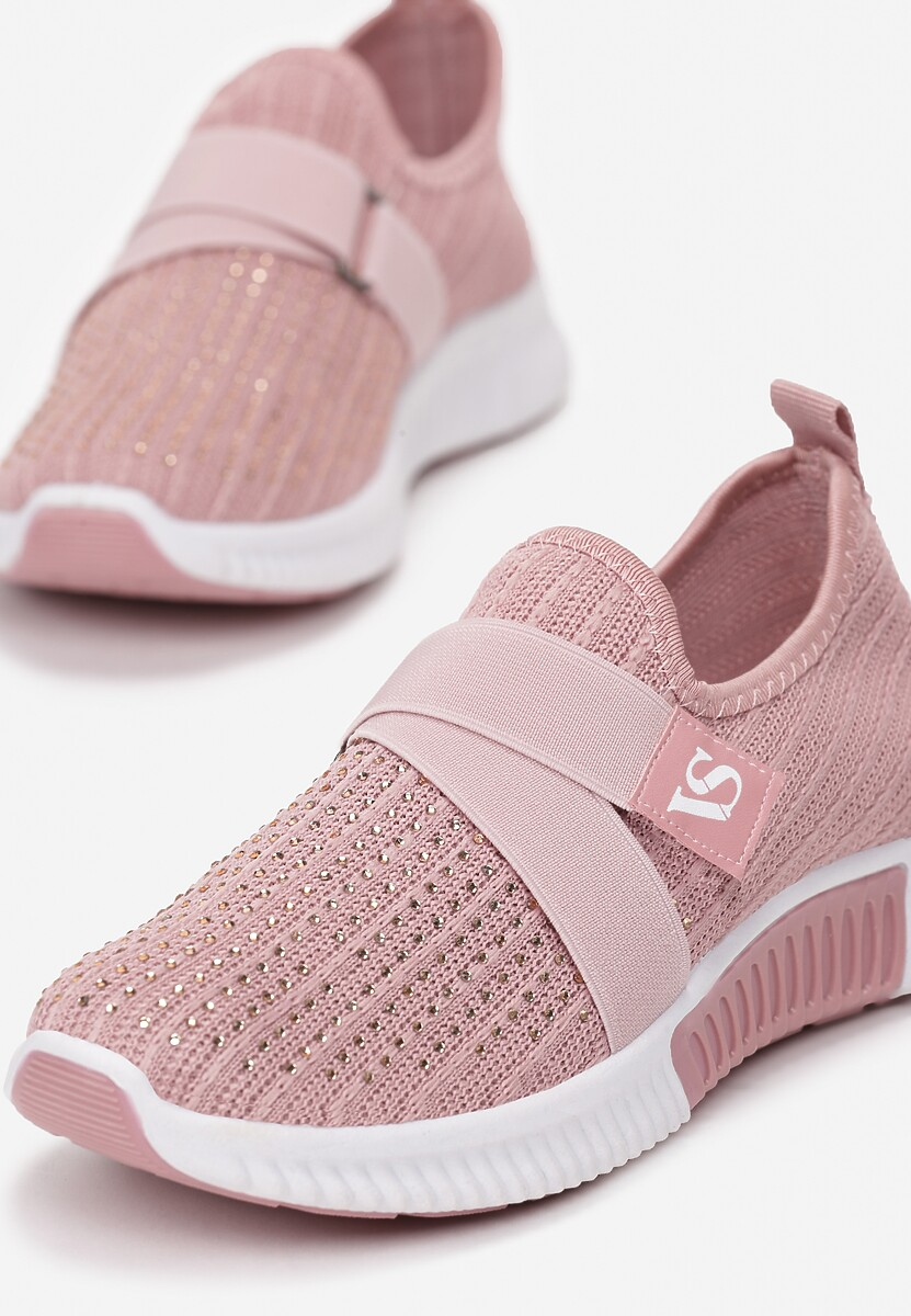 Różowe Buty Sportowe Deercall