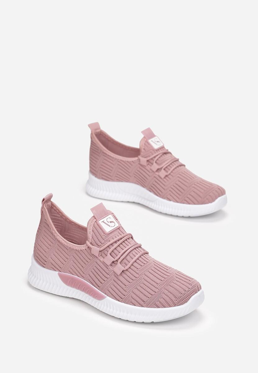 Różowe Buty Sportowe Carol