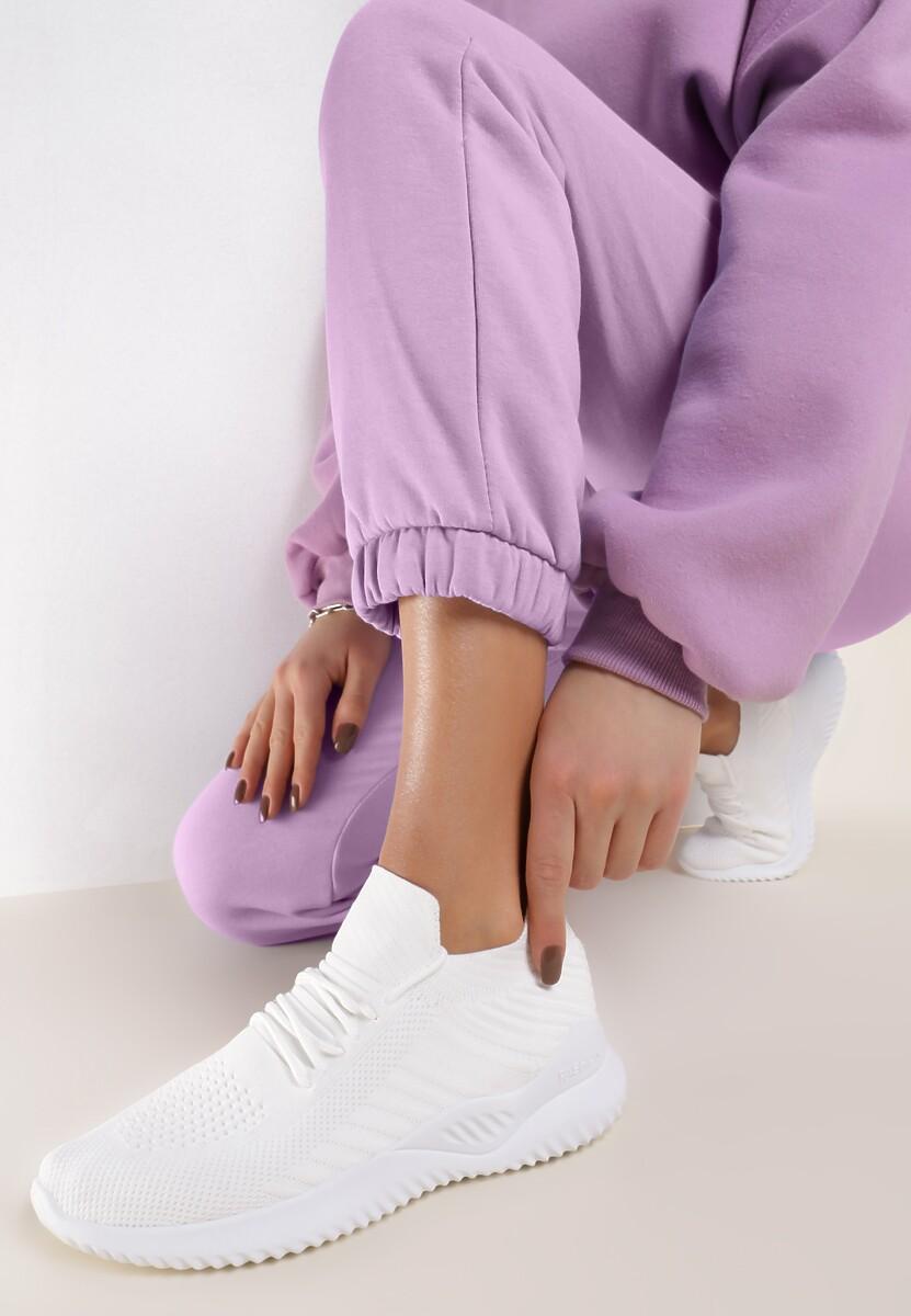Białe Buty Sportowe Steem