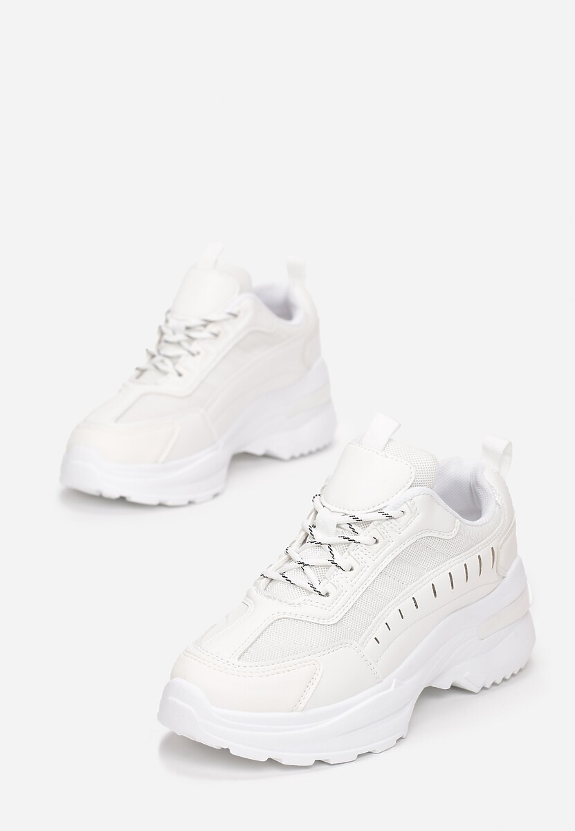 Białe Sneakersy Brethose