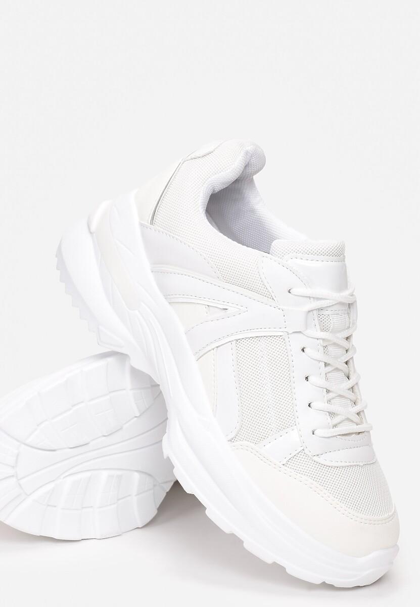 Białe Sneakersy Hainei