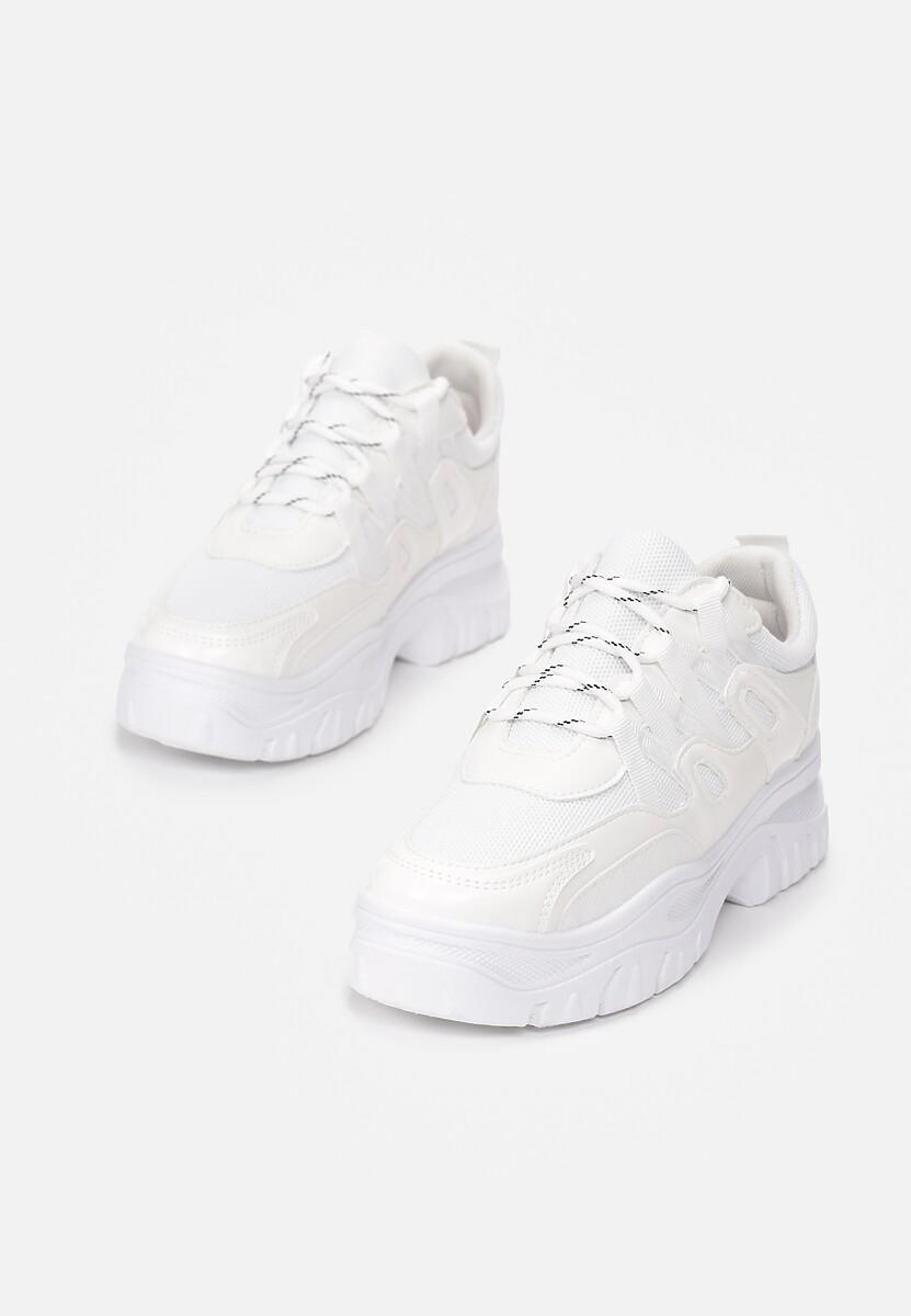 Białe Sneakersy Bubblebird