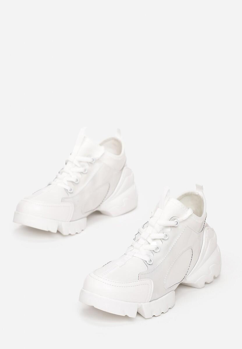 Białe Sneakersy Athizithe