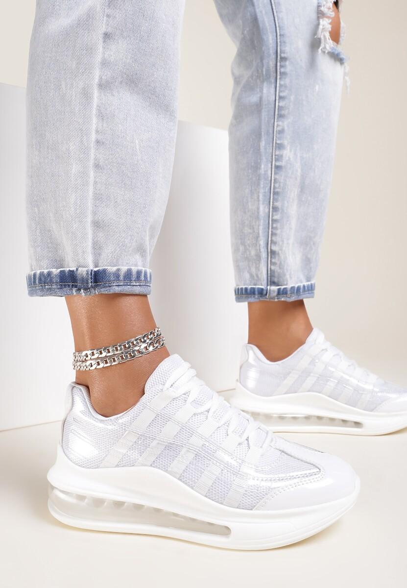 Białe Sneakersy Gineros