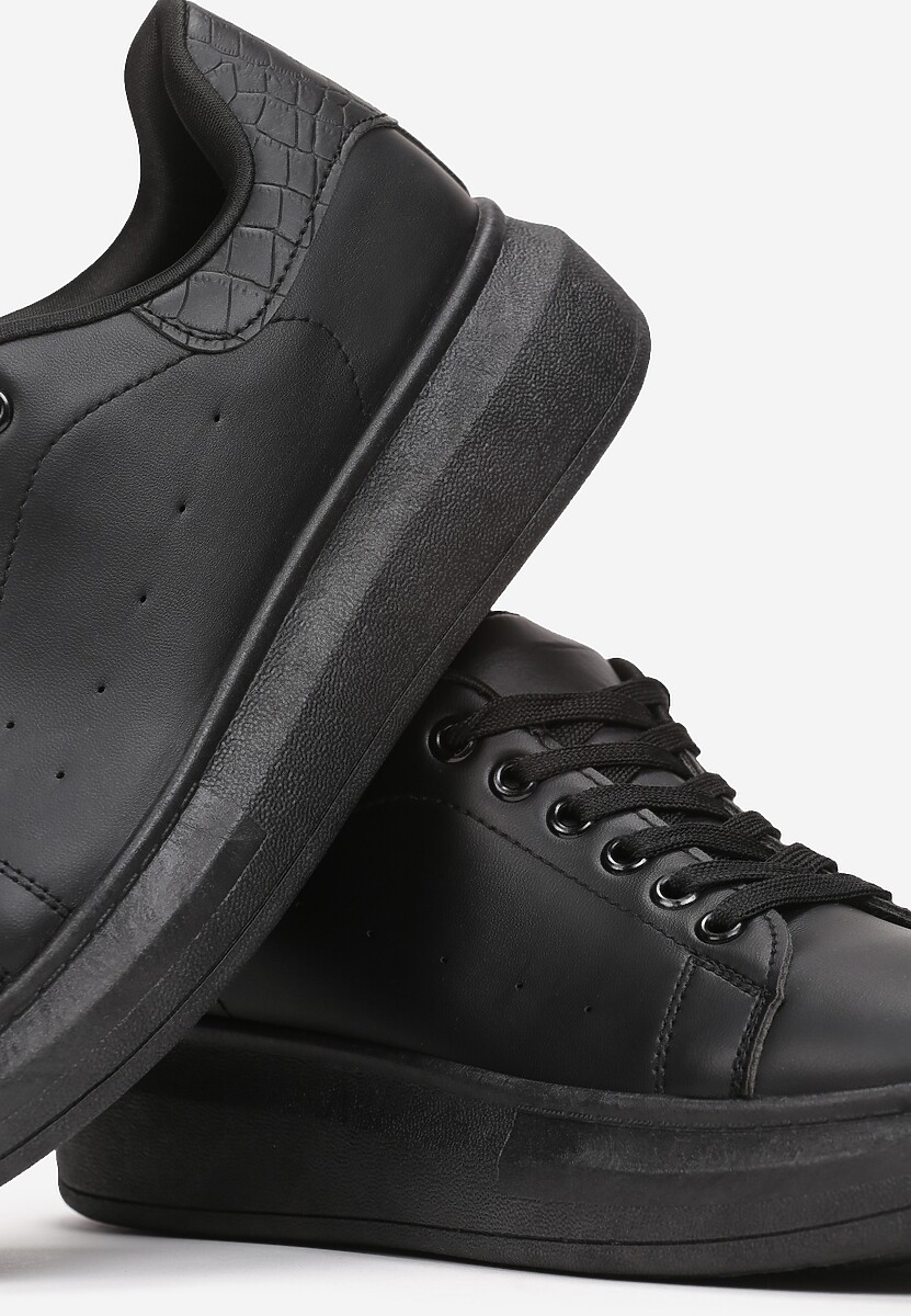 Czarne Sneakersy Lucid Dream
