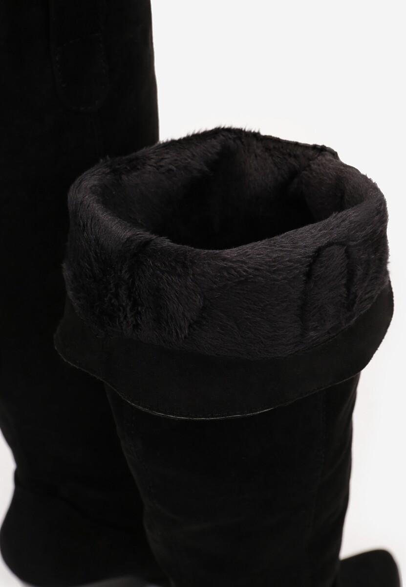 Czarne Kozaki Daphgenia