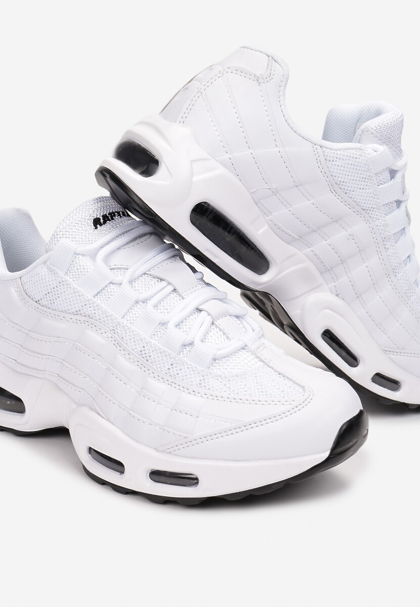 Białe Sneakersy Avagune