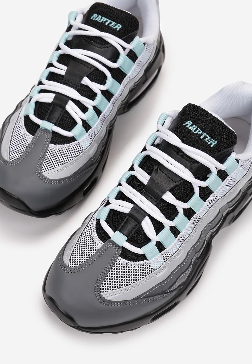 Szare Sneakersy Avagune