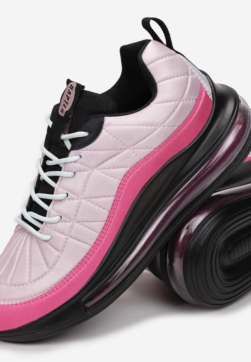 Różowe Sneakersy Yrelera