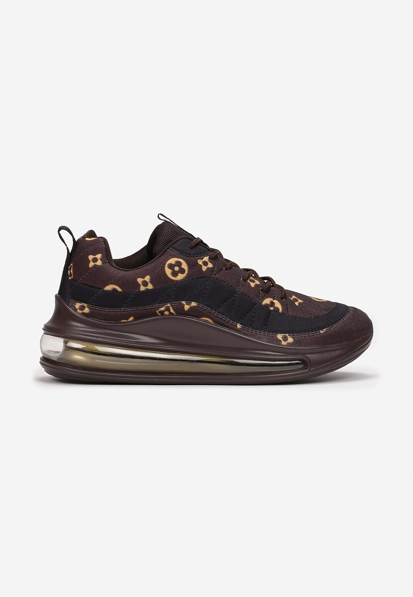Brązowe Sneakersy Yrelera