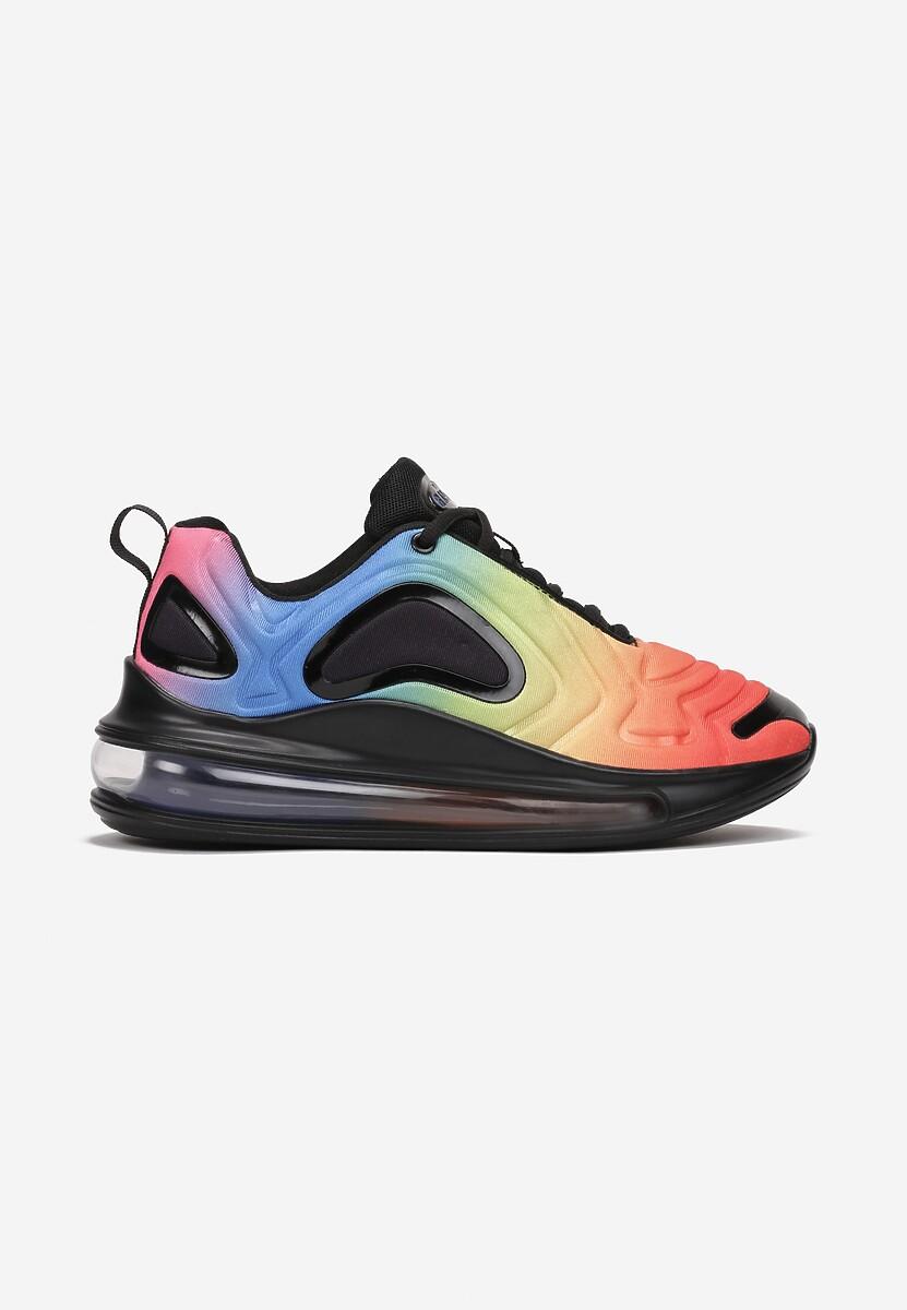 Kolorowe Sneakersy Prosassea
