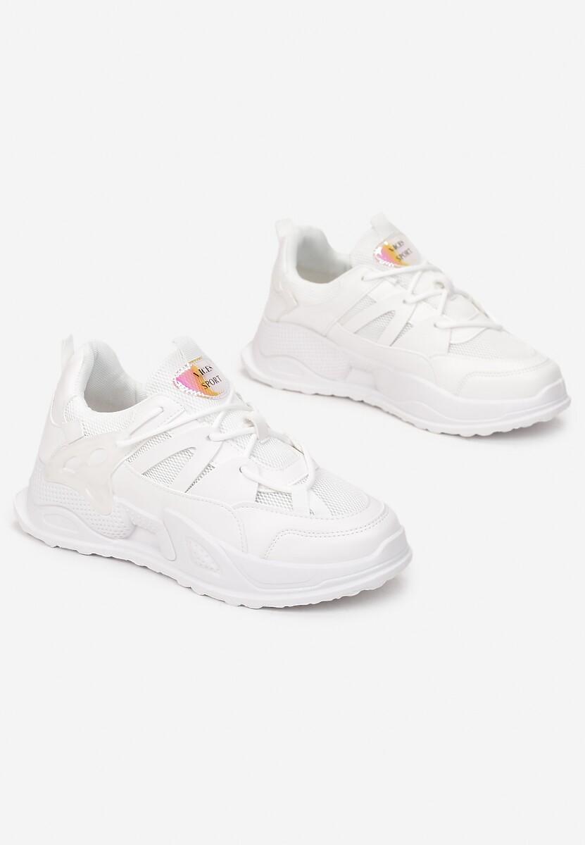 Białe Sneakersy Atel