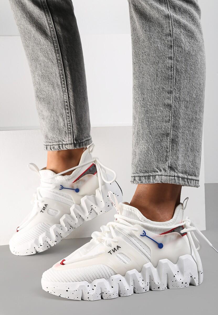 Białe Sneakersy Galile