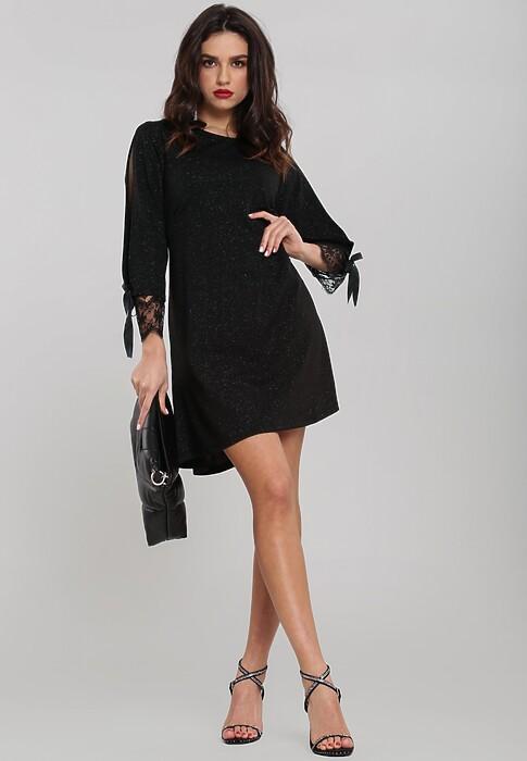 Czarna Sukienka Transcendent