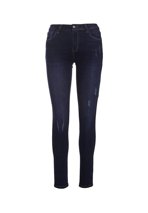 spodnie skinny fit damskie co to znaczy