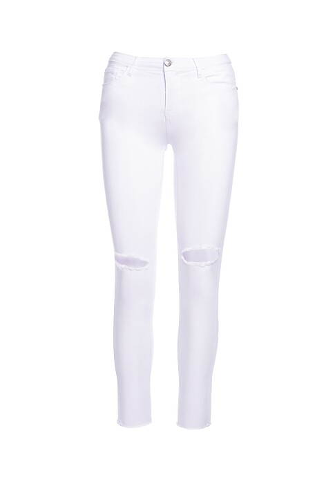 Białe Spodnie Screeching