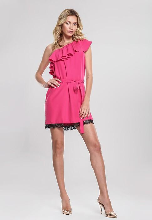 Zobacz Najmodniejsze Stylizacje Z Sukienka W Kolorze Fuksji I Przekonaj Sie Jakie Dodatki Pasuja Do Niej Najlepiej Blog Renee