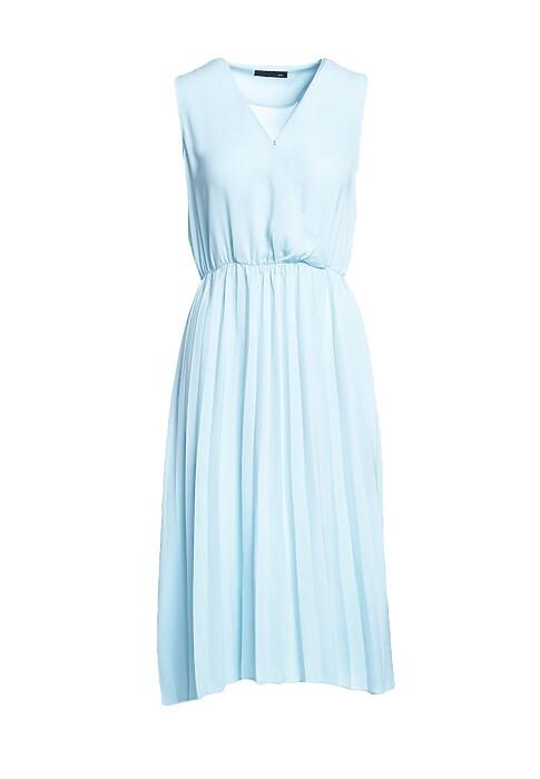 Niebieska Sukienka Gently