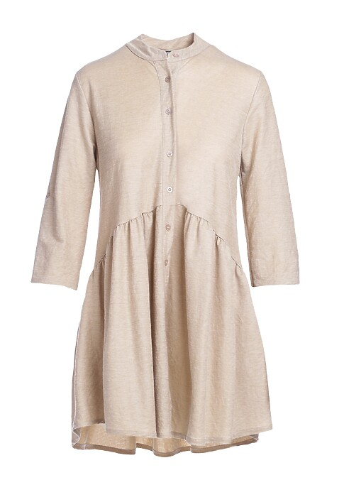 Bezowa Sukienka Spime