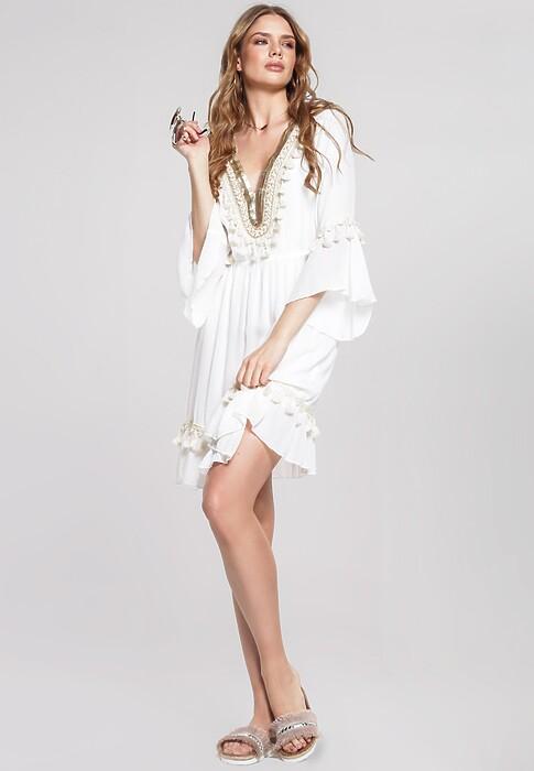 Biała Sukienka Doubter