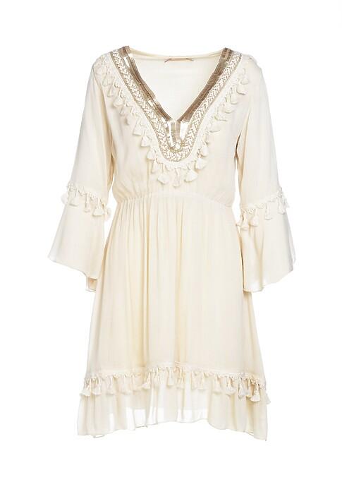 Bezowa Sukienka Doubter