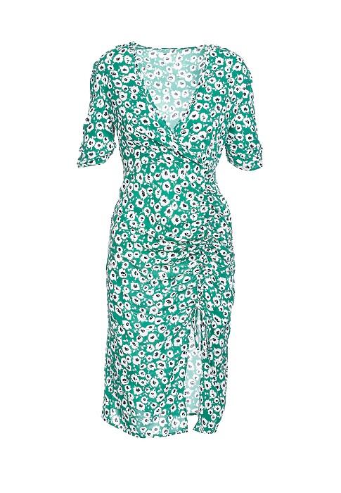 Zielona Sukienka Dyne