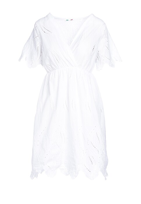 Biala sukienka Cappucino