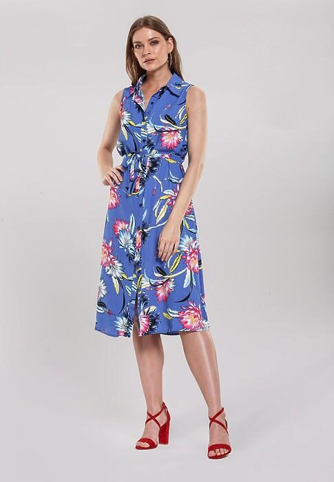 Blekitna Sukienka W Najmodniejszych Stylizacjach Sprawdz Jakie Dodatki Dobrac Do Blekitnej Sukienki Blog Renee