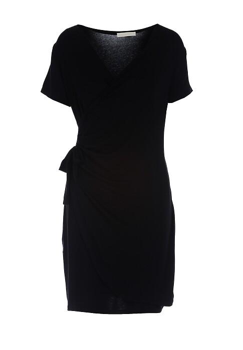 Czarna Sukienka Chirp