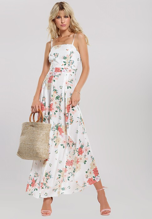 Biała Sukienka Be Accessible