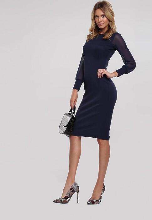 Jakie Dodatki Wybrac Do Granatowej Sukienki Granatowa Sukienka W Stylizacjach Na Rozne Okazje Blog Renee