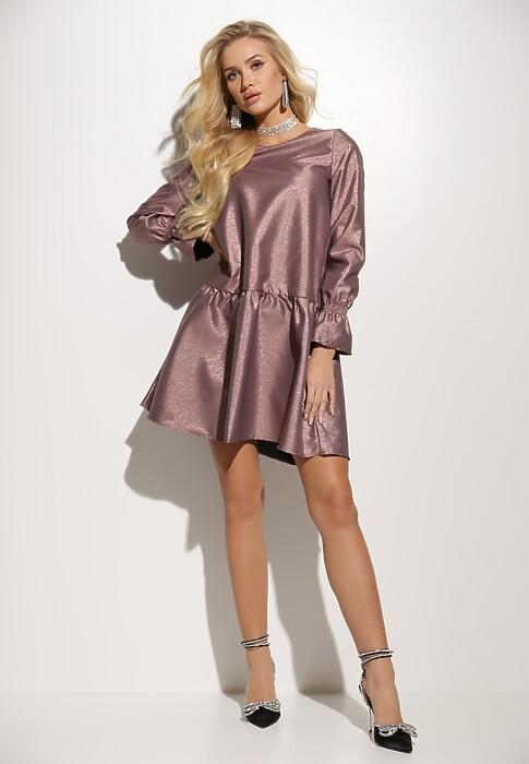 Różowa Sukienka Clayfield
