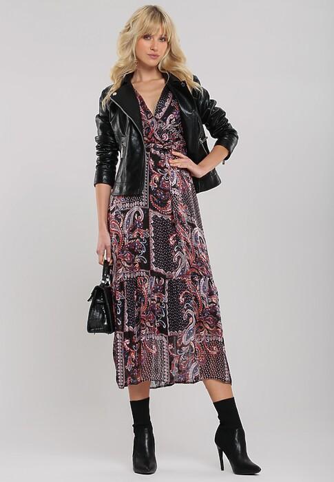 Czarna Sukienka Dombarton