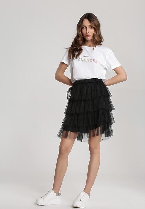 Czarna Spódnica Mcleod