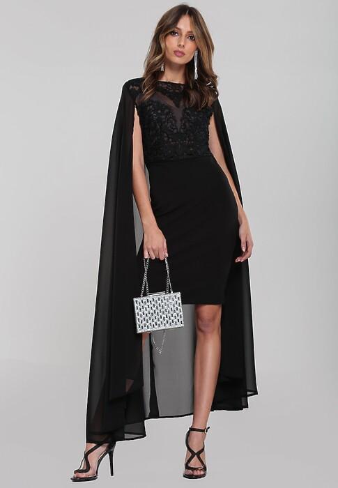Kolor butów pasujący do czarnej sukienki? Podpowiadamy