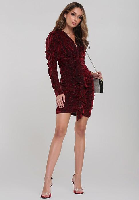 Czerwona Sukienka Carty