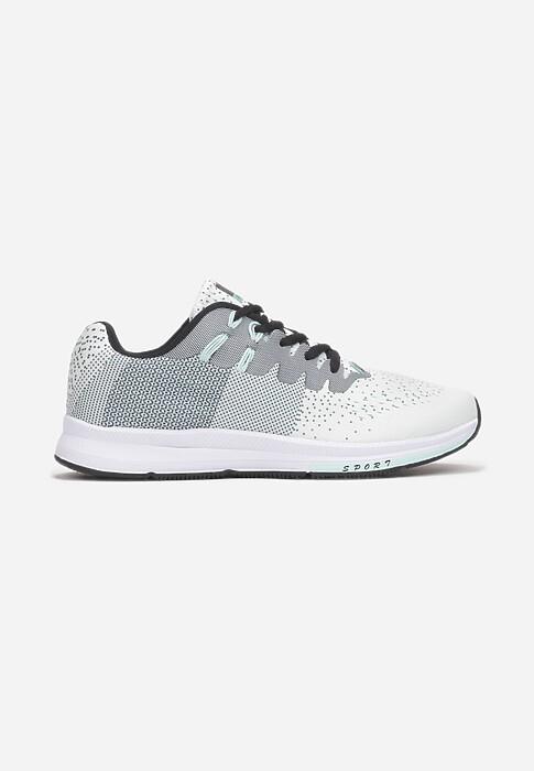Białe Buty Sportowe Hypnotized