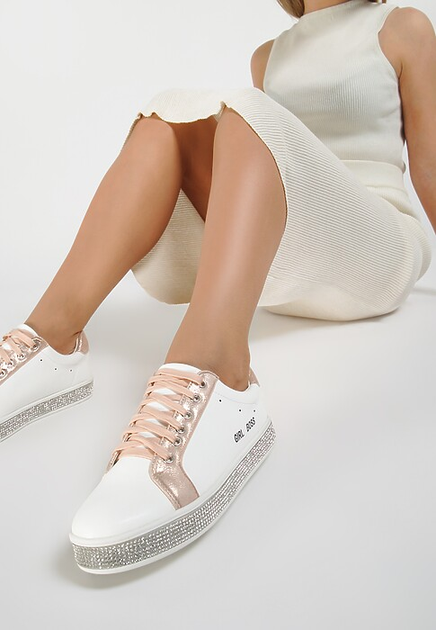Szampańskie Sneakersy Rate Highly