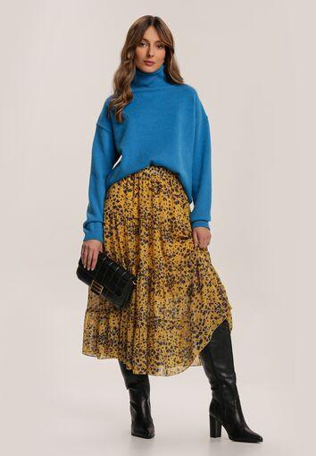 Żółta Spódnica Mhyriesh
