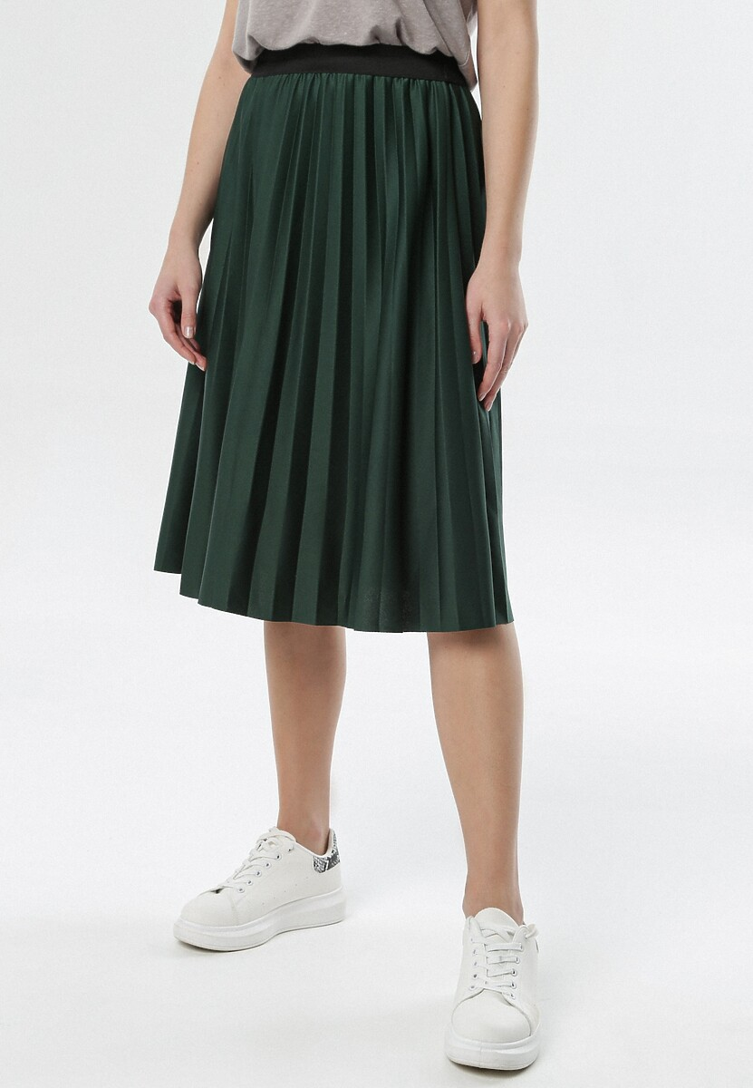 Khaki Spódnica Contradictions