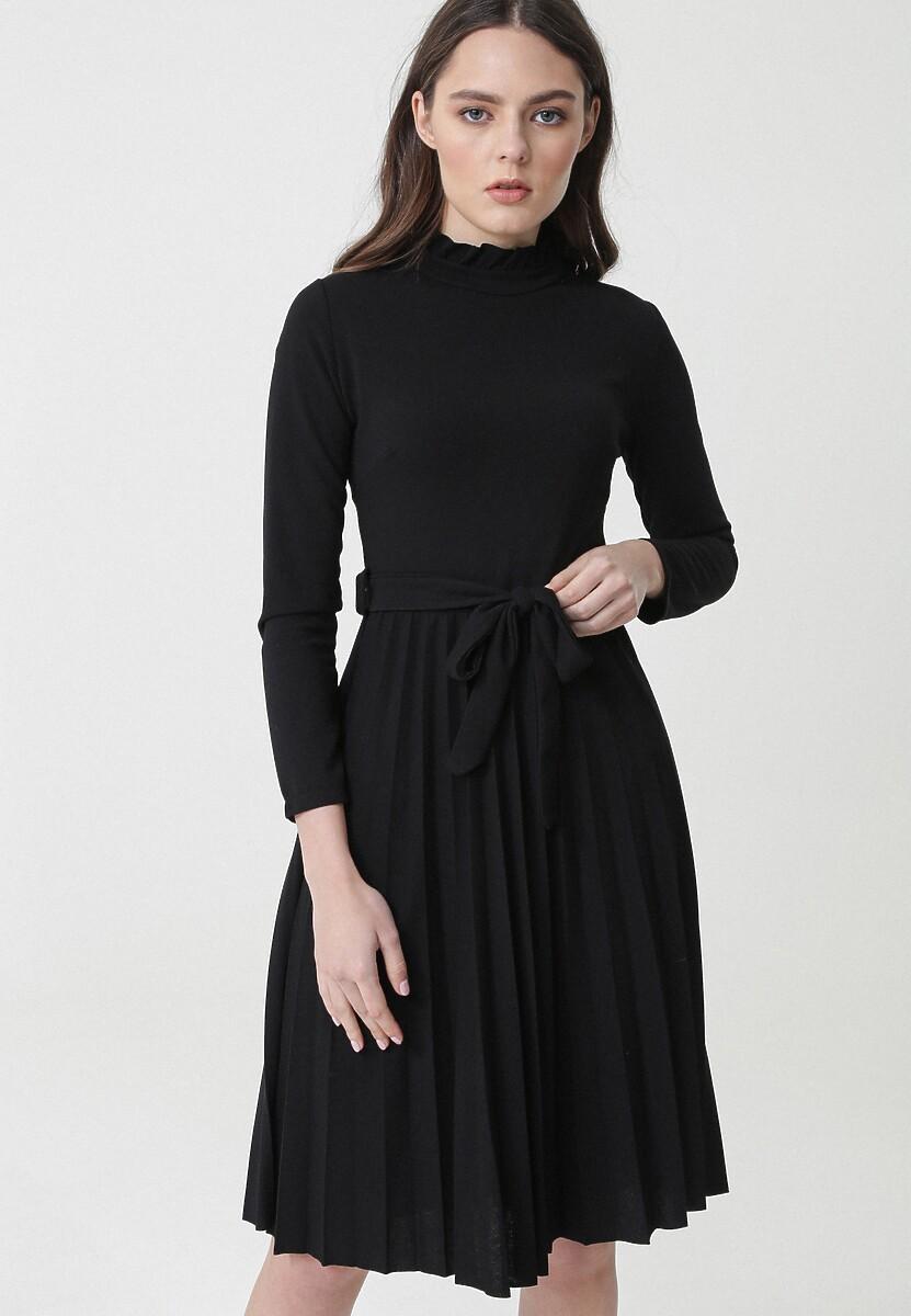 Czarna Sukienka For You