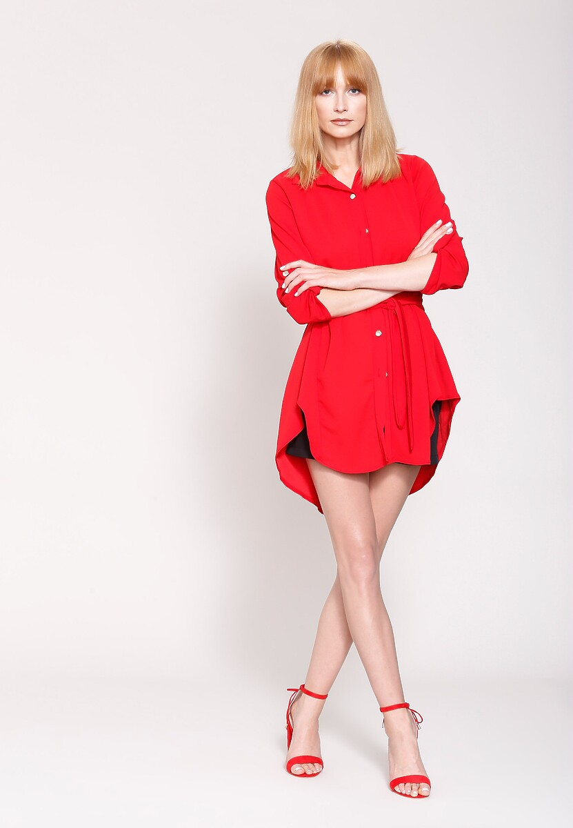 Czerwona Sukienka Affinity