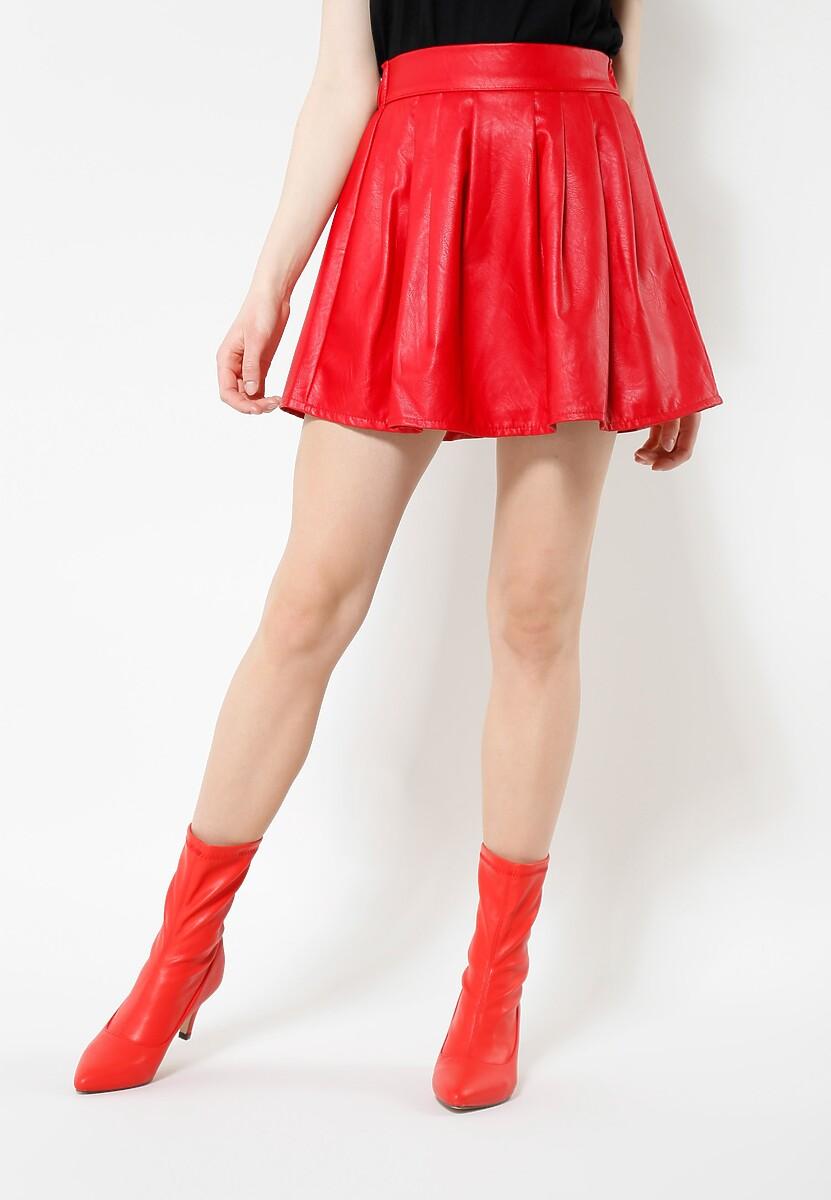 Czerwona Spódnica Love You So