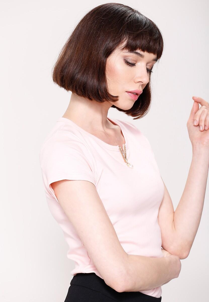Różowa Bluzka Last Pearl
